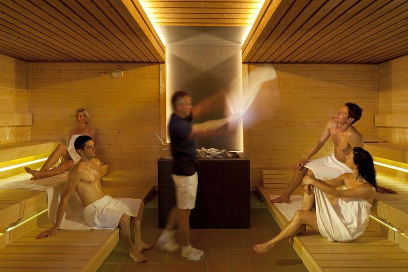 Sauna Wissen