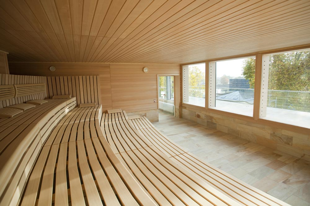 Single sauna stuttgart