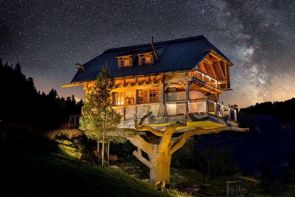 Besondere Hotels Schwarzwald