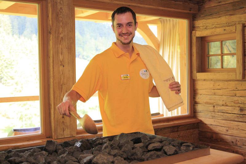 gut zu wissen unser sauna wissen wellness stars. Black Bedroom Furniture Sets. Home Design Ideas