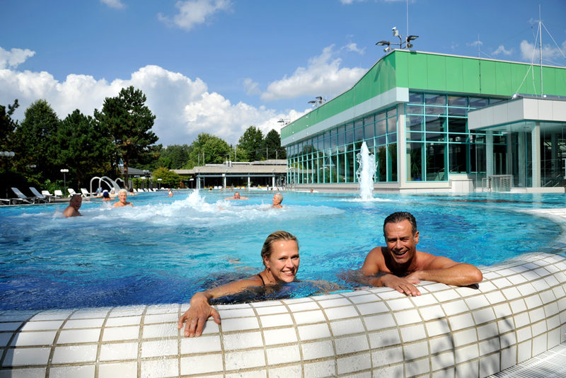 Aquaback®-Training in der Jod-Sole-Therme
