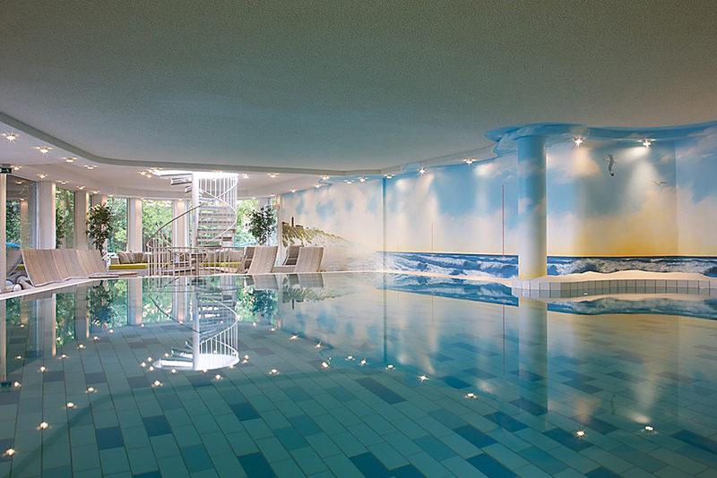 Das g nn ich mir wellness stars for Hotel juist schwimmbad
