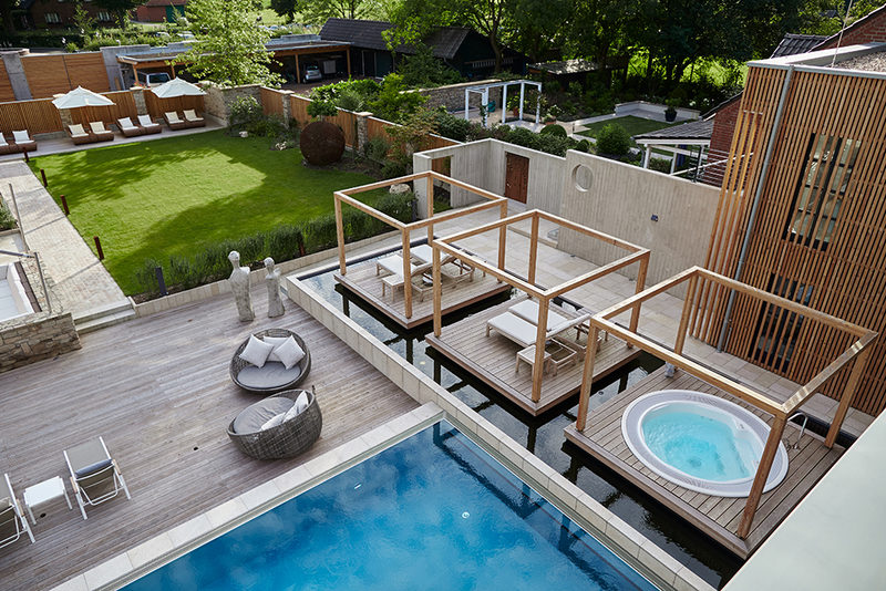Landhotel vosh vel zeit zum wohlf hlen wellness stars for Design hotel nrw wellness